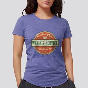 Wally's Service - Goober Pyle Womens Tri-blend T-S