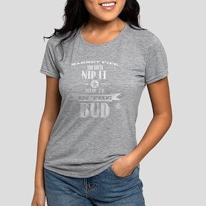 Barney Fife - Nip It Womens Tri-blend T-Shirt