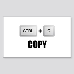 Copy Twins Sticker