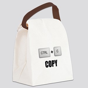Copy Twins Canvas Lunch Bag