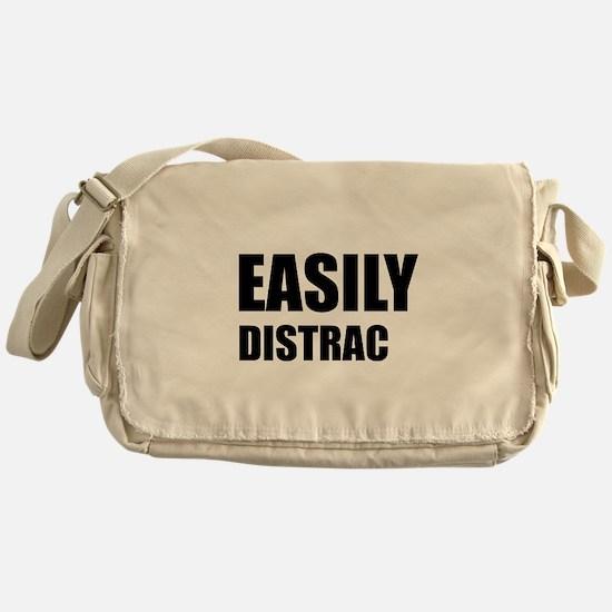 Easily Distracted Messenger Bag