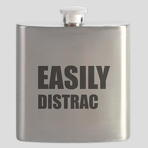 Easily Distracted Flask