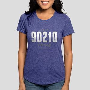 It's a 90210 Thing Womens Tri-blend T-Shirt