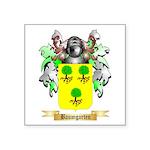 Baumgarten Square Sticker 3