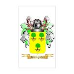Baumgarten Sticker (Rectangle)