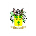 Baumgarte Sticker (Rectangle)