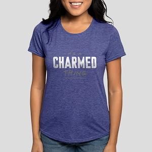 It's a Charmed Thing Womens Tri-blend T-Shirt