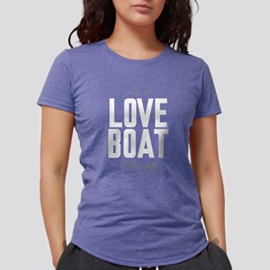 It's a Love Boat Thing Womens Tri-blend T-Shirt