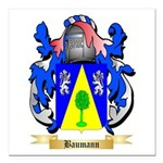 Baumann Square Car Magnet 3