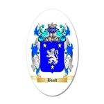 Bault 35x21 Oval Wall Decal