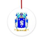 Bault Ornament (Round)