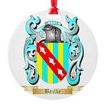 Baulke Round Ornament