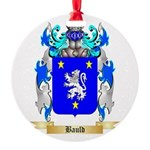 Bauld Round Ornament