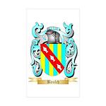 Baulch Sticker (Rectangle 50 pk)