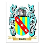Baulch Small Poster