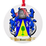 Bauer Round Ornament