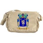 Baudy Messenger Bag