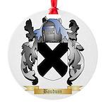 Bauduin Round Ornament