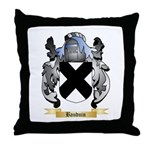 Bauduin Throw Pillow