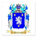 Bauduccio Square Car Magnet 3