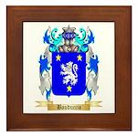 Bauduccio Framed Tile