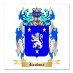 Baudoux Square Car Magnet 3