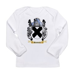 Baudouin Long Sleeve Infant T-Shirt