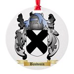 Baudouin Round Ornament