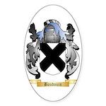 Baudouin Sticker (Oval 10 pk)