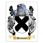 Baudouin Small Poster