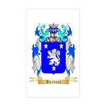 Baudone Sticker (Rectangle)