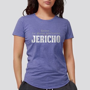 Shhh... I'm Binge Watching Je Womens Tri-blend T-S