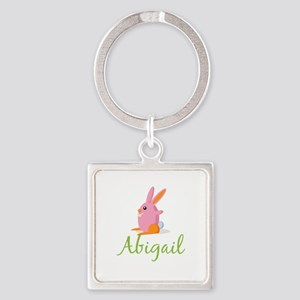 Easter Bunny Abigail Keychains