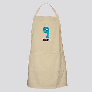 Number Nine Apron