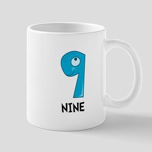 Number Nine Mug