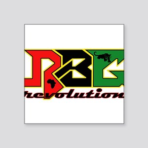 RBG Revolution Sticker