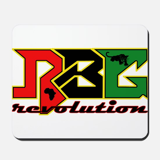 RBG Revolution Mousepad