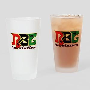 RBG Revolution Drinking Glass