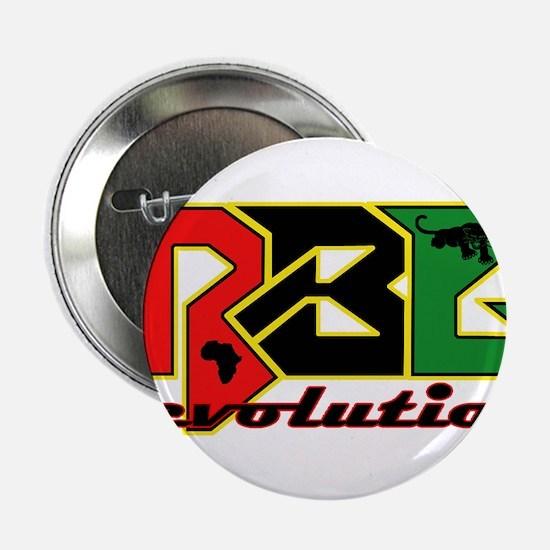 """RBG Revolution 2.25"""" Button"""