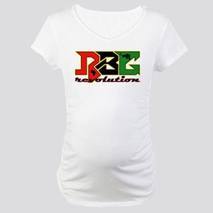 RBG Revolution Maternity T-Shirt