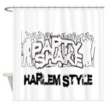 Party Shake Shower Curtain