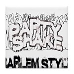 Party Shake Tile Coaster