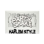 Party Shake Rectangle Magnet (100 pack)