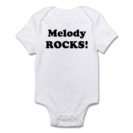 Melody Rocks! Infant Bodysuit