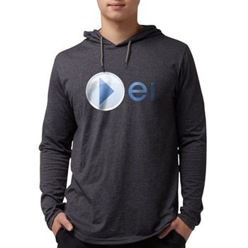 Player Mens Hooded Shirt
