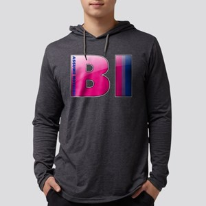BI - Assume Nothing Mens Hooded Shirt