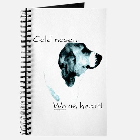 Basset Warm Heart Journal