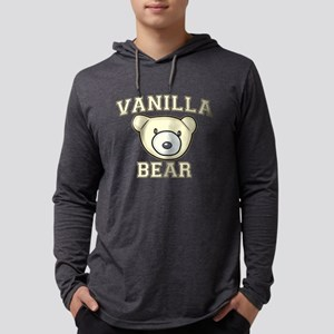 Vanilla Bear Mens Hooded Shirt