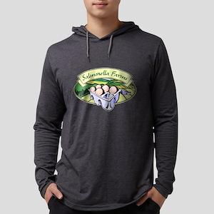 Salmonella Farms - Eggs Mens Hooded Shirt