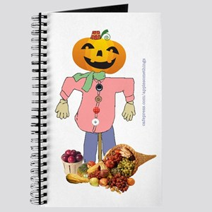 Harvest Scarecrow Journal
